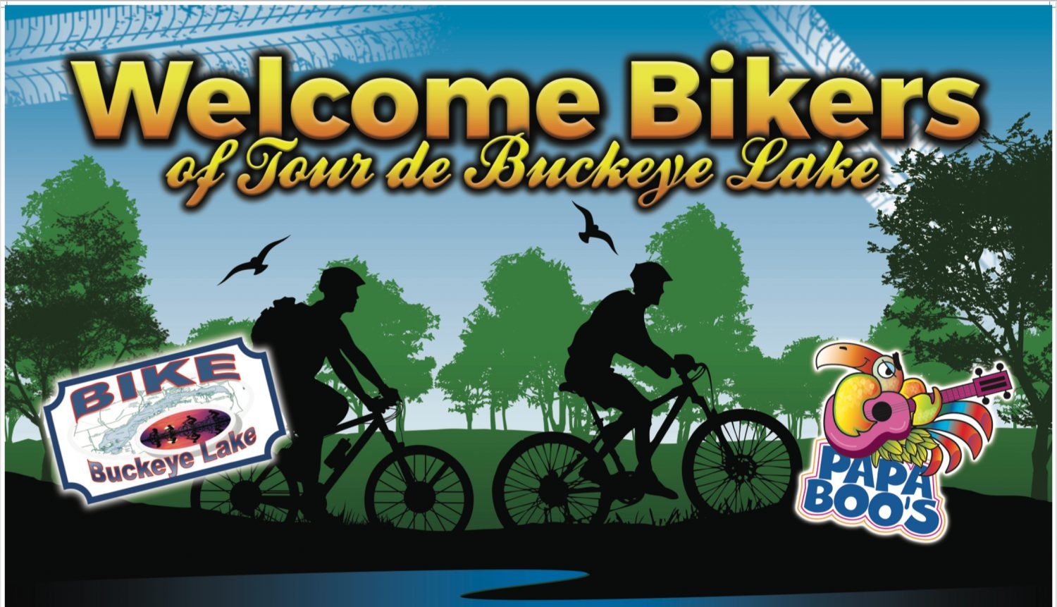 Safe family bicycling to and around the greater Buckeye Lake region